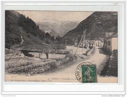 EYGUN - Passerelle Sur Le Gave - état - Frankreich