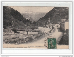 EYGUN - Passerelle Sur Le Gave - état - Andere Gemeenten