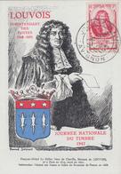 Carte  Maximum  1er  Jour   FRANCE   JOURNEE  Du  TIMBRE    AVIGNON   1947 - Dag Van De Postzegel