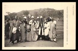 Tchad, Fort-Crapel, Bornouans Et Sénégalais, ETHNIQUE - Tchad