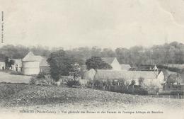 62. FERQUES  MARQUISE - Vue Générale Des Ruines Et Des Fermes De L'antique Abbaye De Beaulieu - Environs De Boulogne - France