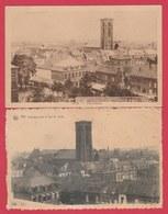 Ath - Eglise St Julien ... Tour - 4 Cartes Postales Différentes ( Voir Verso ) - Ath