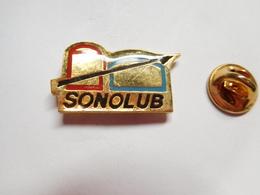 Beau Pin's , Sonolub - Collecte Et Recyclage De Déchets Industriels , Huiles Usagées , Saint Aubin Les Elbeuf - Villes