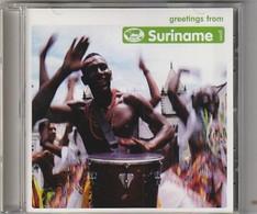 CD Greetings From Suriname Vol 1    Etat: TTB Port 110 GR - Musiques Du Monde