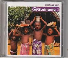 CD Greetings From Suriname Vol 2   Etat: TTB Port 110 GR - Musiques Du Monde