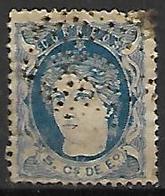 PHILIPPINES      -    1870 .   Y&T N° 19  Oblitéré - Philippines