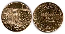 France - Monnaie De Paris - Futuroscope - 2019 - La Forge Aux Etoiles - 2019
