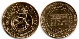France - Monnaie De Paris - Futuroscope - 2019 - Les Lapins Crétins - 2019