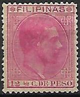 PHILIPPINES      -    1880 .   Y&T N° 60 * - Philippinen