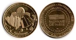 France - Monnaie De Paris - Futuroscope - 2019 - 2019