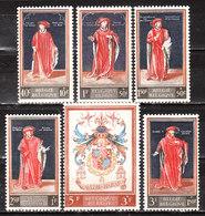 1102/07**  Culturelle - Série Complète - MNH** - Vendu à 10% Du COB!!!! - Unused Stamps