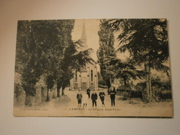 44 Campbon, La Chapelle Saint Victor (A6p10) - France