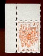 Monaco 1986 - Neuf - Scanné Recto Verso - Y&T N° 1512 - Monaco D'autrefois - Procession - 0,70 - Unused Stamps