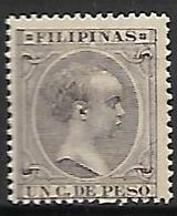 PHILIPPINES      -    1891 .   Y&T N° 117 * - Philippines