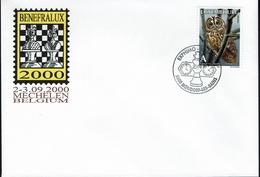 Luxemburg - Mondorf-les-bains 2000 - Schach Chess Ajedrez échecs - Schach