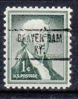 USA Precancel Vorausentwertung Preo, Locals Kentucky, Beaver Dam 734 - Vereinigte Staaten