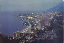 MONACO. POSTCARD MONTE CARLO - Monte-Carlo