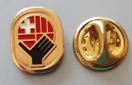 SWITZERLAND  Handball Federation  Pin Badge - Balonmano