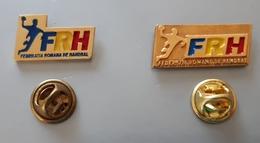 ROMANIA Handball Federation Pins Badge - Balonmano