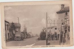 DAV :  Loire :  BONSON , Route De   Sury  Bus ,  Arrivée  Des  Cars  Bleus  ( Tampon ) - Frankrijk