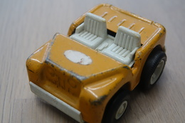 Tonka Toy , Small Cabriolet , Made In Japan, 1970's *** - Dinky