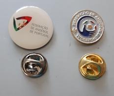 PORTUGAL Handball Federation Pins Badge - Balonmano