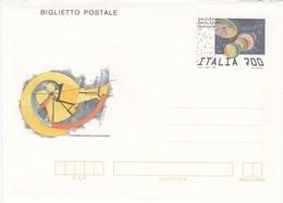 Italy BP 24 1992 350mo Anniversario Galileo Galilei,Biglietto Postale,mint - 6. 1946-.. Republic