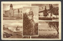 Hungary, Rackeve, Multi View, 1957. - Hongrie