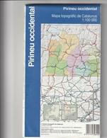 Pirineu Occidental - 1a Edició 04 2005 - Mapas Topográficas