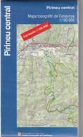 Pirineu Central - 1a Edició 05 2005 - Mapas Topográficas