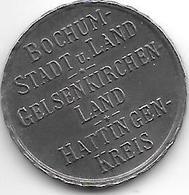 *notgeld Bochum 50 Pfennig  1918  Fe 22,9 Mm   1645.6 /F49.3a - [ 2] 1871-1918 : Imperio Alemán