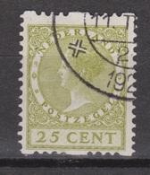 NVPH Nederland Netherlands Pays Bas Niederlande Holanda 28 Used ; Roltanding Syncopated Sincope Sincopado 1926 - Carnets Et Roulettes