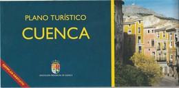 PLANO TURISTICO -  CUENCA - Otros