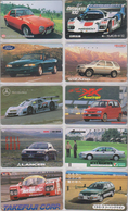 TRES BEAU LOT De 50 Télécartes Privées Japon - VOITURE - CAR Japan Phonecards - AUTO Telefonkarten - 3345 - Japon