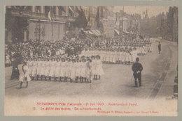Cpa Antwerpen 1909 - Antwerpen
