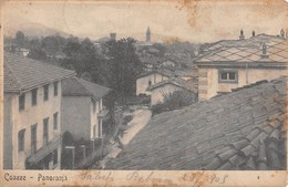 "09371 ""(TO)  COAZZE - PANORAMA""    CART  SPED 1905 - Italia"