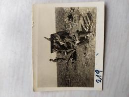 WWII Foto Wehrmacht Soldaten, SS ,Gewehr, Flugabwehrartillerie, Maschinengewehr ,Kanone,Flak - 1939-45