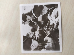 WWII Foto Mit Grammophon 2 WK Photo - 1939-45