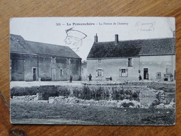 HUETRE  (Loiret) -- La Provenchère - La Ferme De Domecy - Troupeau De Moutons - ANIMEE - Autres Communes
