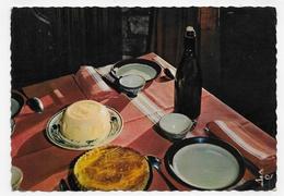 (RECTO / VERSO) LE GOUTER BRETON EN 1962 - N° 3385 - BEAU CACHET - CPSM GF VOYAGEE - 29 - Küchenrezepte