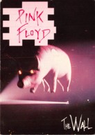 PINK FLOYD The Wall 18(scan Recto-verso) MA508 - Chanteurs & Musiciens