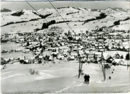 SVIZZERA  SUISSE  AI  APPENZELL  Skilift Sollegg  Ski Sci - AI Appenzell Rhodes-Intérieures