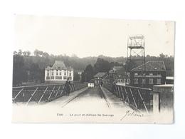Esneux - Tilff - Le Pont Et Chateau De Sauvage ...BT79 . - Esneux