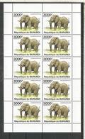 BURUNDI HOJITA ELEFANTE ELEPHANT FAUNA - Elefantes