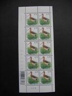 COB 3502 BARGE A QUEULLE NOIRE 7 XI 96    - 15 % DE LA FACIALE - 1985-.. Birds (Buzin)