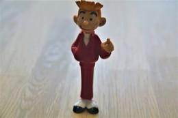 Vintage FIGURE : T&J Robbedoes / Spirou - Dupuis -  RaRe - 1996 - Figuur - Figurines