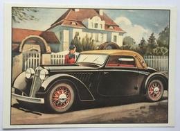(862) DKW-Front-Luxus-Zweisitzer-Cabriolet - P.A.R.C.-Archiv-Edition - Publicité