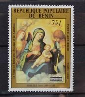 Benin. 1985. 1 Stamp Overprinted. Mi# 392. MNH ** - Benin – Dahomey (1960-...)