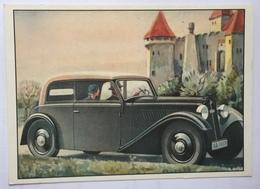 (863) DKW-Reichsklasse-Cabrio - P.A.R.C.-Archiv-Edition - Publicité