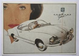 (865) Volkswagen Karmann Ghia - P.A.R.C.-Archiv-Edition - Publicité
